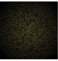 halftone dotted background vector image