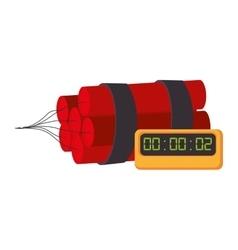 Tnt explode dynamite vector