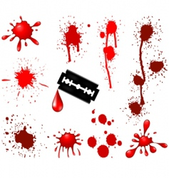 blood lust vector image vector image
