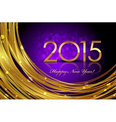 2015 purple glowing background vector