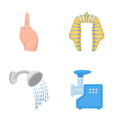 Business hygiene tourism and other web icon in vector