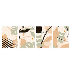 abstract background or backdrop collection vector image