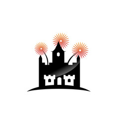 Firework kingdom vector