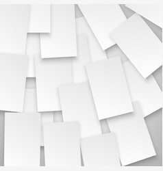 white squares on gray background vector image