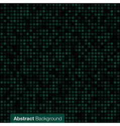 Abstract Screen Green Background vector image