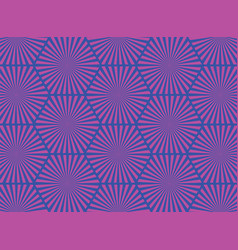 purple and blue line background vector image