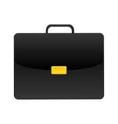 Business briefcase icon image vector
