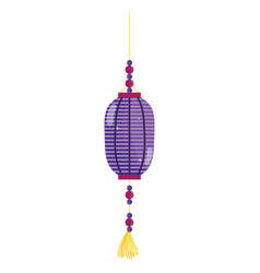 China lantern design vector