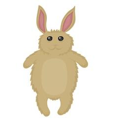 Rabbit cute vector
