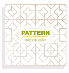 Seamless linear pattern with thin poly lines vector