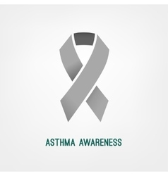 Asthma Icon vector image vector image