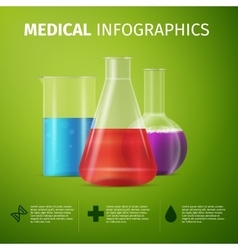 Medical Infographics vector