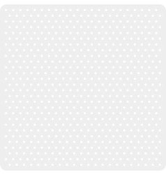 Perforation on a light background vector