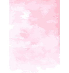 Paper pink watercolor wallpaper vector