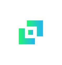 simple photography camera logo design icon vector image