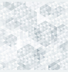 white texture seamless polygonal white geometric vector image