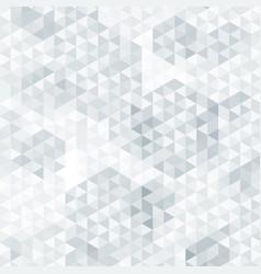 white texture seamless polygonal white geometric vector image