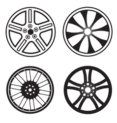 Wheels vector
