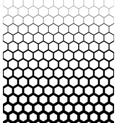 Abstract geometric design halftone seamless vector