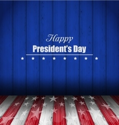 Abstract Wallpaper for Happy Presidents Day of USA vector