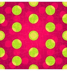 Seamless grunge purple pattern vector image vector image