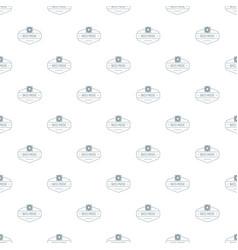 Bass music pattern seamless vector