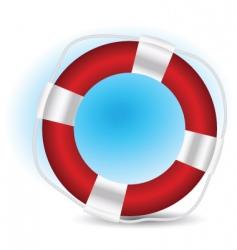 life buoy2 vector image vector image