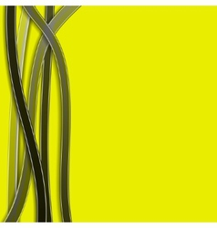 Abstract background with gray lines vector