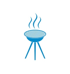 Barbecue2 Barbecue grill icon vector