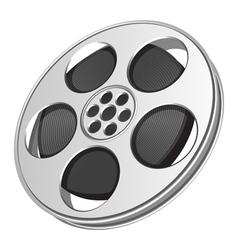 film tape icon vector image vector image