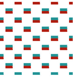 Clean clothes pattern seamless vector