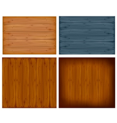 wall panels vector image