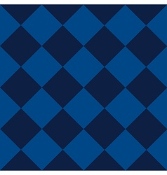 Blue Sea Chess Board Diamond Background vector
