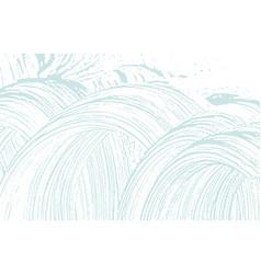 Grunge texture distress blue rough trace breatht vector
