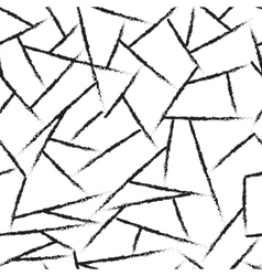 Lines chaotic seamless pattern 6108 vector image
