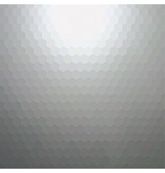 Shiny grey background vector