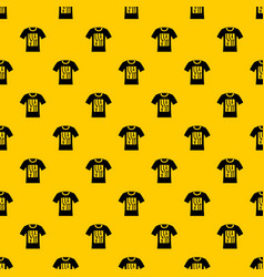 Electronic t-shirt pattern vector