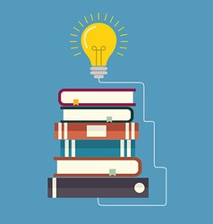 Study concept education background back to school vector