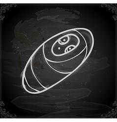 Hand Drawn Mummy vector