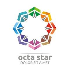 House arrow design icon symbol star vector