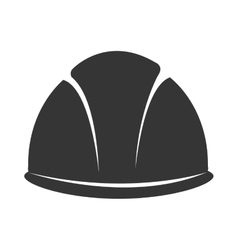 Constrcution tool helmet graphic vector