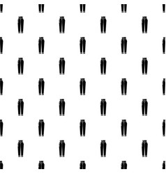 Pant pattern seamless vector