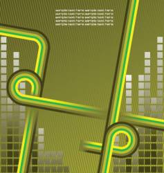 urban background vector image vector image