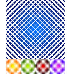 abstract lattice grid or mesh vector image