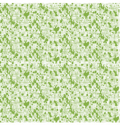 greenery spotted canvas seamless pattern vector image vector image
