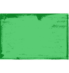vintage paper texture green grunge abstract vector image