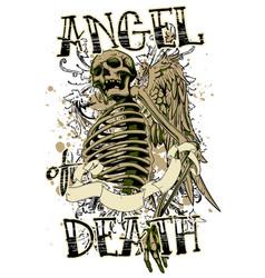 Angel death vector