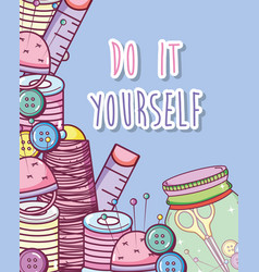 Craft do it yourself vector images 64 do it yourself crafts concept vector solutioingenieria Gallery