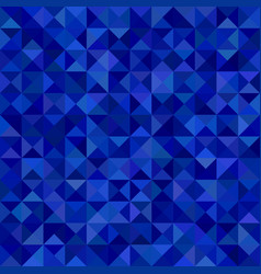 geometrical abstract triangle mosaic pattern vector image