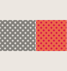 seamless background abstract decorative pattern vector image